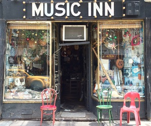 instruments, music, and nyc image