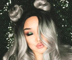 diy, hair, and nayeona image