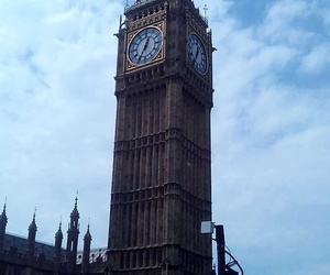 clock, journey, and greatbritain image