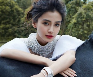 chinese actress, angelababy, and chinese star image
