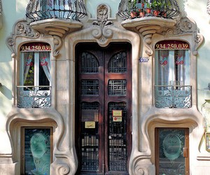 architecture, spain, and Barcelona image