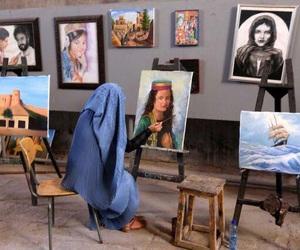 art, afghan, and Afghanistan image