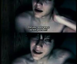 sad movie and sucide room image