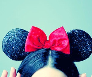 minnie mouse, minnie, and disney image