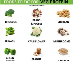delicious, food, and health foods image