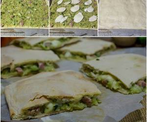 dough, zucchini, and Easy image