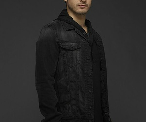 the vampire diaries, enzo, and michael malarkey image