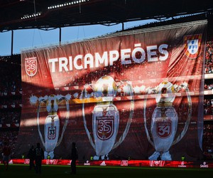 35, tricampeão, and benfica image