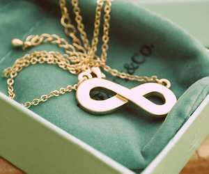 infinity, jewelry, and necklace image