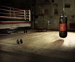 fitness, mma, and boxing image