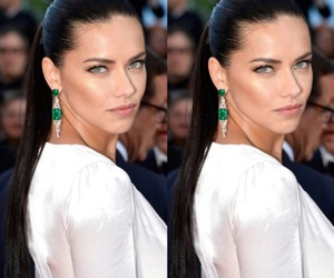 Adriana Lima, cannes, and red carpet image