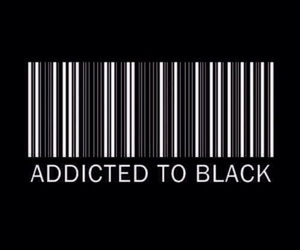 black, addicted, and grunge image