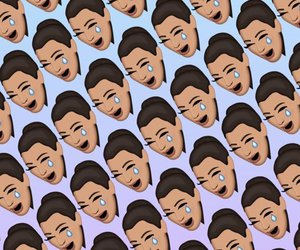 background, cry, and kim kardashian image