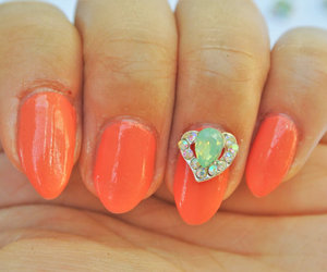 3d, jewelry, and nails image