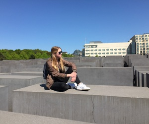 berlin, city, and girl image
