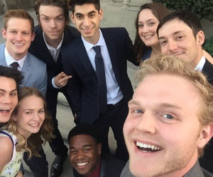 wedding, will poulter, and dylan o'brien image