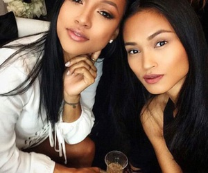 karrueche and model image
