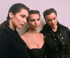 model, fashion, and irina shayk image