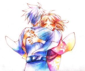 hotarubi no mori e and anime image