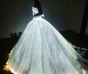 dress and light image