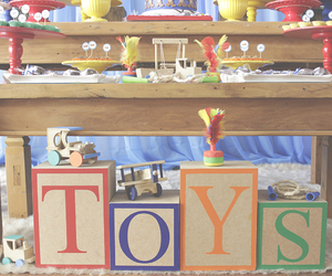 colorful, toys, and decoration image