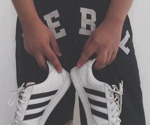 adidas, boy, and look image