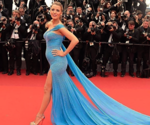 blake lively, fashion, and red carpet image