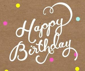 happybirthday, felicidades, and felizcumple image