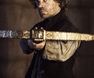 game of thrones, tyrion lannister, and got image