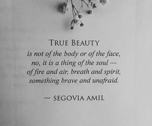 quotes, beauty, and soul image