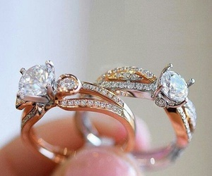 life, luxury, and rings image