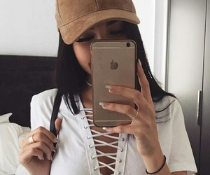 madison beer, iphone, and tumblr image