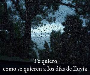 love and lluvia image