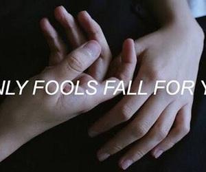 fools, Lyrics, and music image