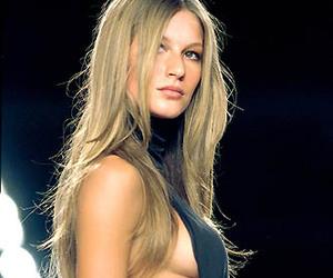 beautiful, Gisele Bundchen, and blonde image