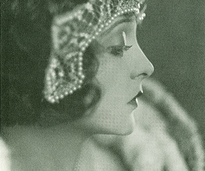 1920s, 1930s, and actress image