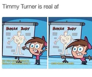 funny, lol, and timmy turner image