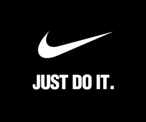 nike, wallpaper, and Just Do It image