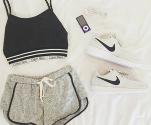 nike, Calvin Klein, and clothes image