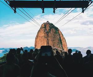 brazil, rio, and pao de açucar image