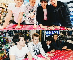 bands, the vamps, and tristan evans image