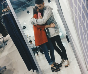 air max, boyfriend, and couple image