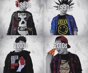 punk rock and rock image