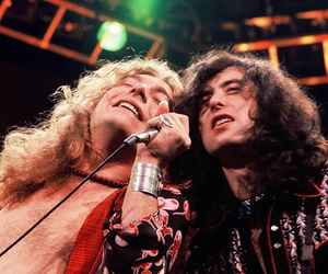 jimmy page and robert plant image