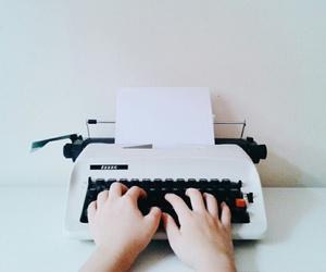 machine, ❤, and type image