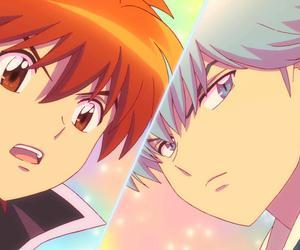 anime, manga, and kyoukai no rinne image