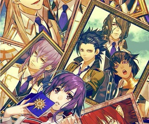 kamigami no asobi and anime image