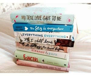 books and libros image