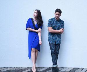blue, couple, and raisa image