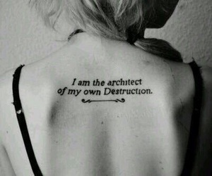 ink, quote, and tat image
